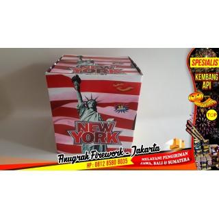 """Kembang Api Cake LANTERN New York 25s 1,8"""""""